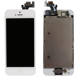 Tela Lcd Visor Frontal Display Apple Iphone 5S