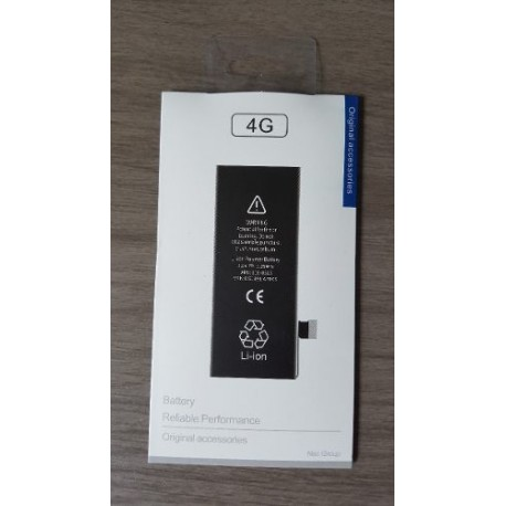 Bateria Iphone 4 4g 1420 Mah Original